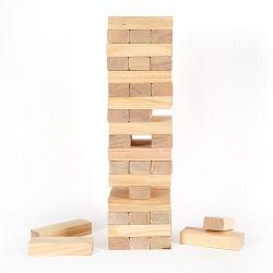 Empilage Kid jouets Éducation des Enfants Jeux de puzzle Baby jouet en bois