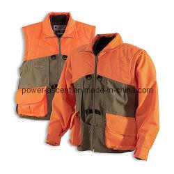 고품질 Customed Padding Working Reflective Safety Jacket/베스트 (WJMJ-0233)
