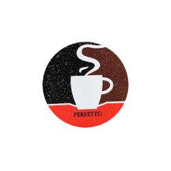 [20ميكرون] سماكة [37مّ] قهوة كبسولة [ألومينوم فويل] أغطية