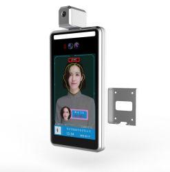 R801 горячая продажа Face Recognition измерение температуры дневного обучения и управления доступом с камеры