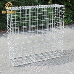 Meilleur Prix mur de gabions soudé de haute qualité de la construction, de Gabions Clôture de la cage