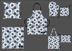 Custom de un conjunto de Textiles para el Hogar Cocina Accesorios Textil