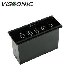 Vissonic Cat5e système de conférence audio filaire numérique de l'unité de vote