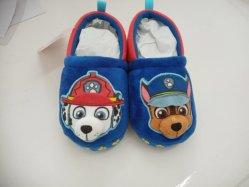 아이들 귀여운 사랑스러운 신발 실내 단화 자수 위 형식 TPR Outsole 슬리퍼
