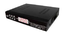 Disque dur HD Media Player avec DVB-T, PPS, WiFi, BT, Enregistreur (HDD-13DVB)