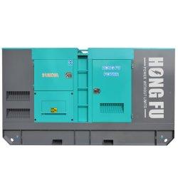 200kVA 220KVA Diesel Generator ouvert Type/insonorisées/Super Silent Générateur Diesel Set Set de génération Powered par Cummins/Perkins/Yto/Deutz/Ricardo 3phase