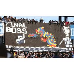 Custom Giant Football Sports Event Crowd Banner