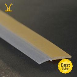 방풍 PVC 자체 접착식 고무 개스킷 밀봉 스트립 - 평면 도어 심