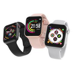 Producto de la salud de la presión arterial Control de Frecuencia Cardíaca F12 Smartwatch electrónicos NFC