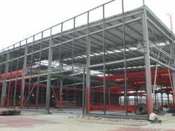 Pefabricated 낮은 정비 비용 중개 공장 강철 구조물 창고 구축 직접 판매
