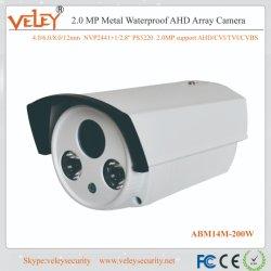 سعر العرض الترويجي 60 م تحت الحمراء المدى كاميرا مراقبة أمنية مقاومة للماء Ahd