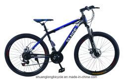 26 de la suspensión de tamaño de la horquilla de ensanchamiento de bicicleta de montaña Shimano Shifter 021r