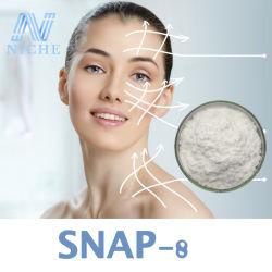 Uma solução mais seguros mais baratos Anti-Aging mais brandas acetil Octapeptide-3 Snap-8 Wholesales peptídeo Cosméticos