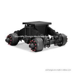 24t 28t 32t Германии тележки типа подвеска на полуприцепе детали и детали запасные части грузового прицепа