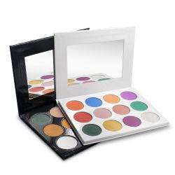 29 Anel de cores mate de sombra Eyeshadow Pallete cintilante de sombra de olho em pó