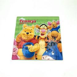 La Chine imprimé personnalisé de haute qualité des fabricants de gros de puzzle en carton