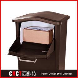 Cassetta postale migliore di vendita calda dell'acciaio inossidabile di qualità con la serratura