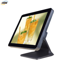 "Restaurant le point de vente 17""POS Système d'écran tactile capacitif"
