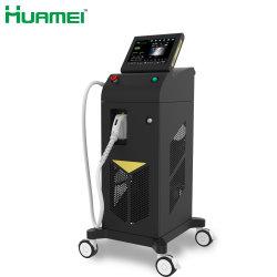 Erkende Fabrikant 755 van Ce FDA Machine van de Verwijdering van het Haar van de Laser van de Diode van 808 1064nm de Permanente met Discant