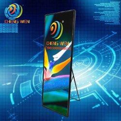 P4 LED Ausstellung-Produkte, welche die videowand bekanntmacht Plakat-Bildschirmanzeige bekanntmachen