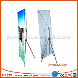 Panneau en aluminium portable Pop up Stand d'affichage X