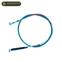 Peças do veículo selecione o eixo flexível Wg9725240216 usado para Shacman HOWO FAW Dongfeng