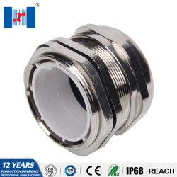 Металлические Hnx через тип водонепроницаемый латунный кабельный сальник PG21