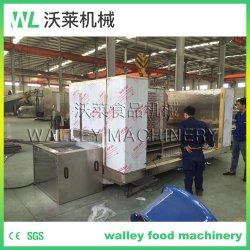 Китай туннеля быстрый морозильной камере замораживания машины на фрукты мясо овощи