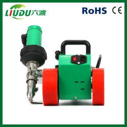 자동 PVC 용접 기계 고온 공기 웨지 용접 심 용접기