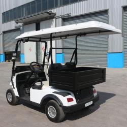 Aprobación ce de carros de golf de 2 asientos con la caja de carga