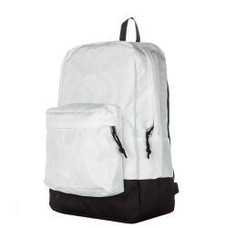 Unisexe résistant à l'eau classique sac à dos de l'école s'adapte à l'ordinateur portable 14 pouces