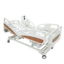 Equipamentos médicos Electric três funções cama de hospital