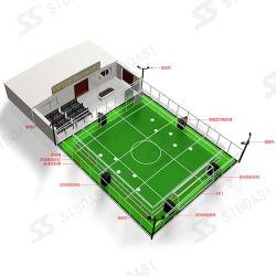 Sistema de Entrenamiento de fútbol Siboasi (4.0).