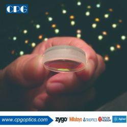 Con revestimiento antirreflectante de 25mm Lente óptico doblete acromático