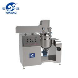 precio de fábrica China de cera de depilación de la batidora el equipo de producción de cosméticos haciendo vacío homogénea emulsionante mezclador de la máquina