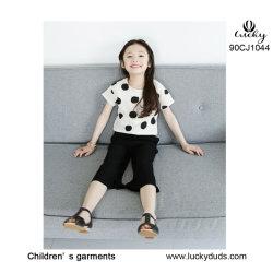 Banheira de bebé Meninas Moda Desgaste Formal Veste roupas infantis