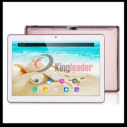 Moins cher 10.1pouces 3G6580 quatre coeurs MTK IPS 1GB/16GB Android Tablet PC avec le marquage CE et109-3RoHS (K G)