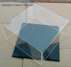 Exposición Museo de acrílico multiuso Box Vitrina resistentes a UV
