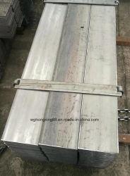L'AISI 6150 méplat en acier galvanisé de printemps/ barre plate