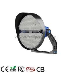 Высокое качество высокая производительность 500W освещение наружное освещение 500 Вт круглый светодиодный теннисный корт освещение стадионов