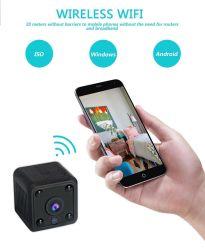 High Range Wireless WiFi mobiele telefoon monitor HD camera met Lange batterij