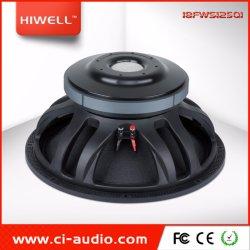 PROangeschaltene Lautsprecher 18 Pulgadas Altavoz Pariante Audiohohe Leistung Subwoofer 3000W Subwoofer.