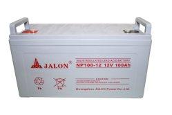 12V100ah Batterie au gel durables pour générateur d'énergie solaire