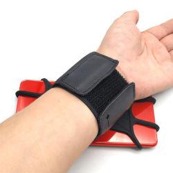 Поворот на 360 градусов регулируемый предплечье браслете держатель для телефона спортзал велосипедного спорта фитнеса при работающем двигателе