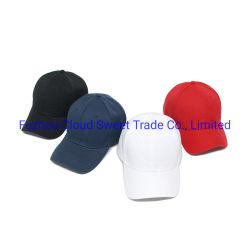 OEM/Logo personnalisé plaine pont en arc de sangle arrière réglable Hat/Casquette de baseball