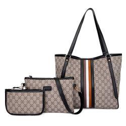Handtassen van de Zwerfster van de Vrouwen van de Manier van de Manier van het Leer van de Lage Prijs van de Verkoop van de vervaardiging de Directe In het groot Goedkope