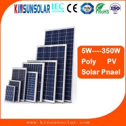 Hors réseau 5W-350W l'Énergie Solaire Panneau solaire polycristallin