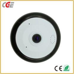 2MP Fisheye Mobiltelefon FernWiFi 360 panoramische UmdrehungP2p WiFi der Kamera-360 Kamera-AusgangsSicherheitssystem-Kamera IP-Fisheye