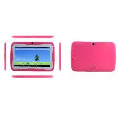 Android 6.0 de 7 pouces, Quad Core, les enfants apprendre et jouer avec deux caméras Tablet PC