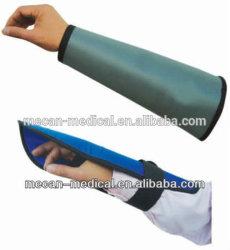 Schutzarm und Handmuffen für Gummi-Röntgenkabel